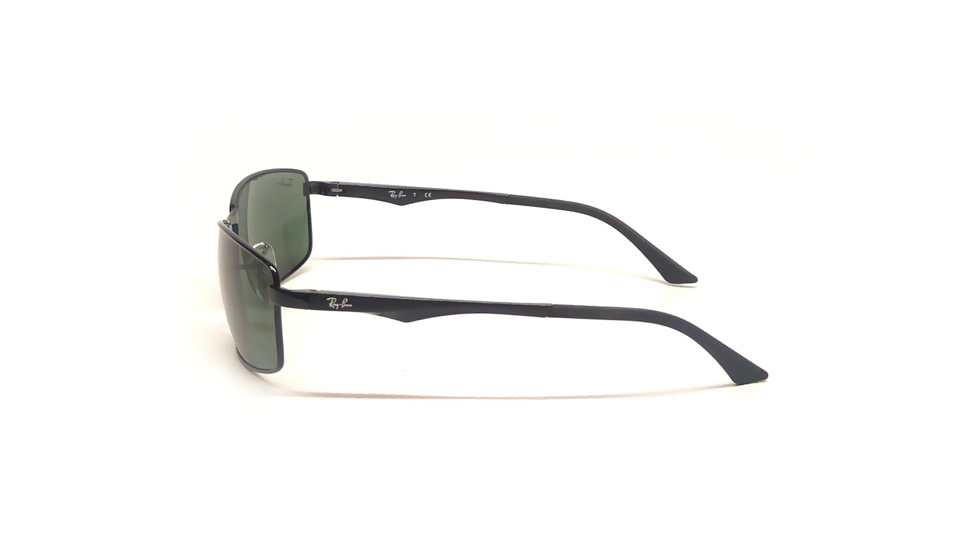 8e6998a10e Sunglasses Ray-Ban RB3498 002 71 61-17 Black Large