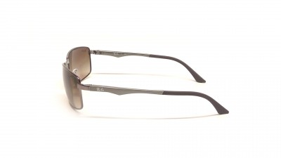 Ray Ban RB 3498 004 13 Silver ShadinG lenses