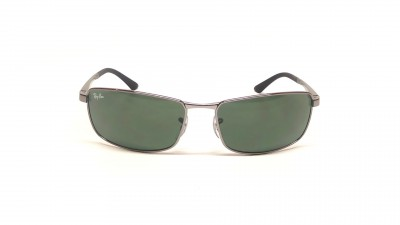 Ray-Ban RB3498 004/71 61-17 Argent