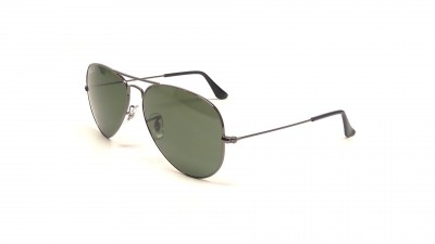 Ray-Ban P Aviator Large Metal Argent RB3025 004/58 58-14 Polarisés 95,79 €