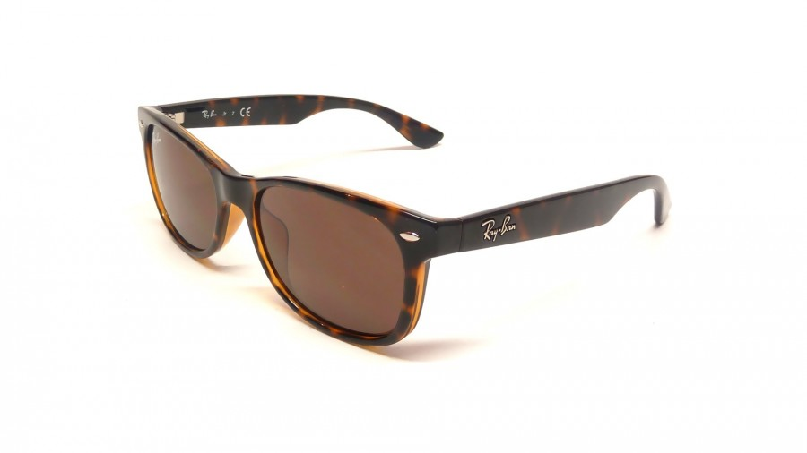 Ray-Ban Junior RJ9052S Sonnenbrille Tortoise 152/73 47mm x1lCk