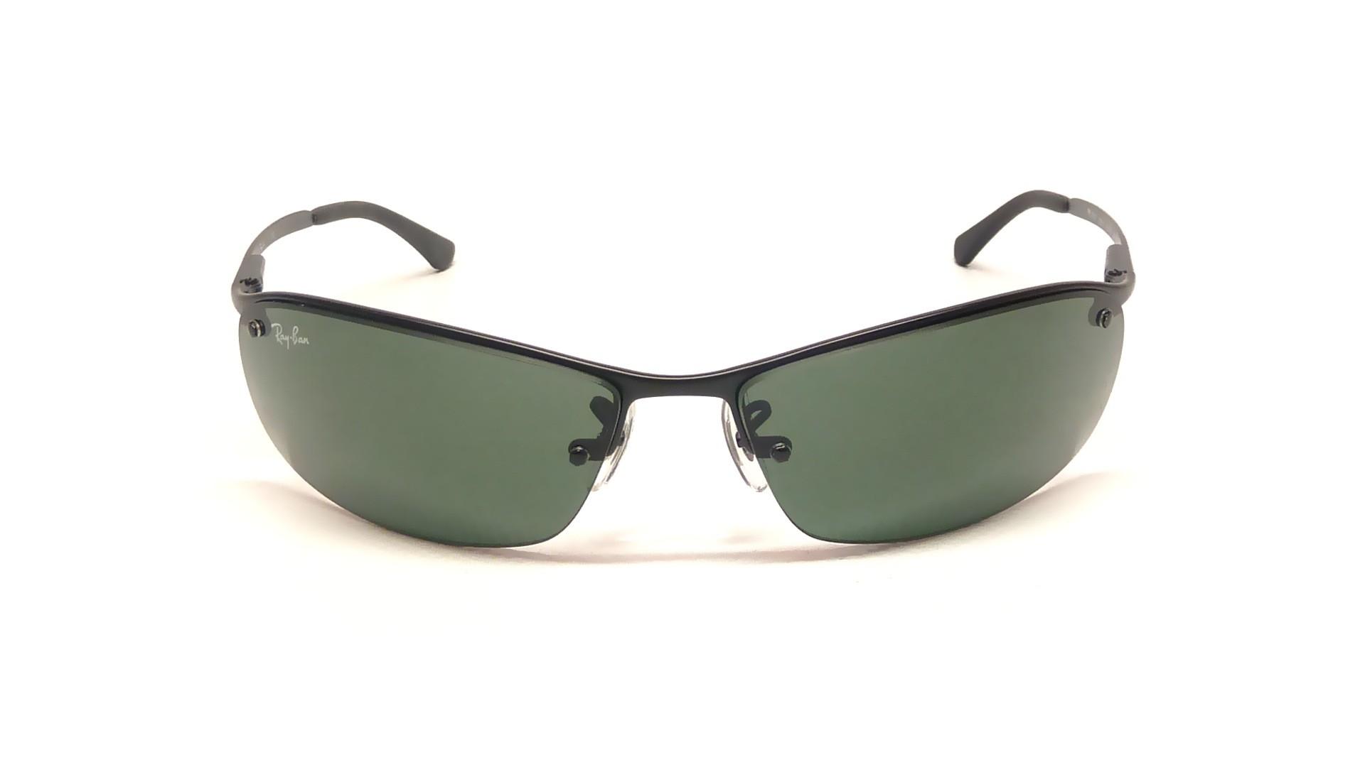 9778e9448a7d9 Sunglasses Ray-Ban RB3183 006 71 63-15 Black Large