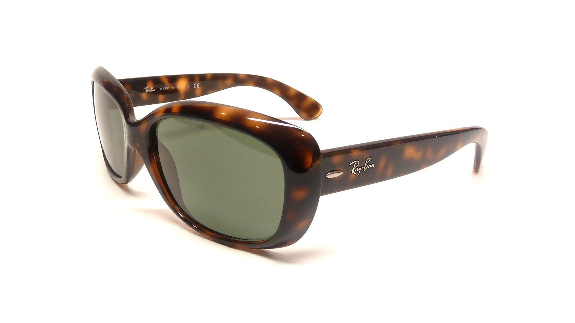 bc9bf977e1b Sunglasses Ray-Ban Jackie Ohh Tortoise RB4101 710 58-17 Large