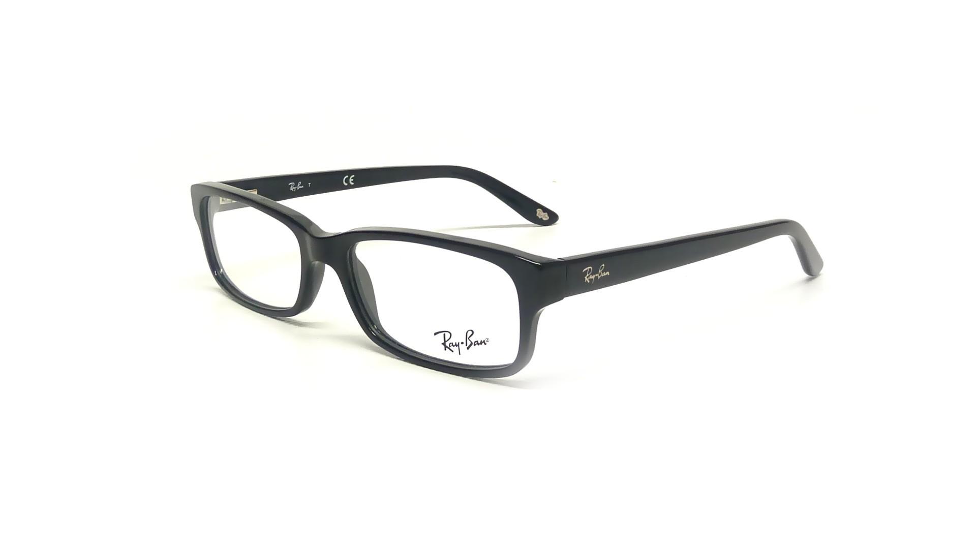 67506fb8f89 Eyeglasses Ray-Ban RX5187 RB5187 2000 52-16 Black Large
