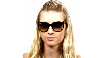 Ray-Ban Cats 1000 Noir RB4126 601/32