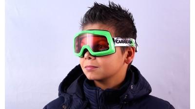 Lunettes de soleil Carrera M00004 Competition 6CWOG Green Junior