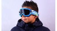 Lunettes de soleil Carrera M00247 Roger 5EJ 5R Blue Junior