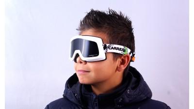 Lunettes de soleil Carrera M00004 Competition 7IY5R White Junior