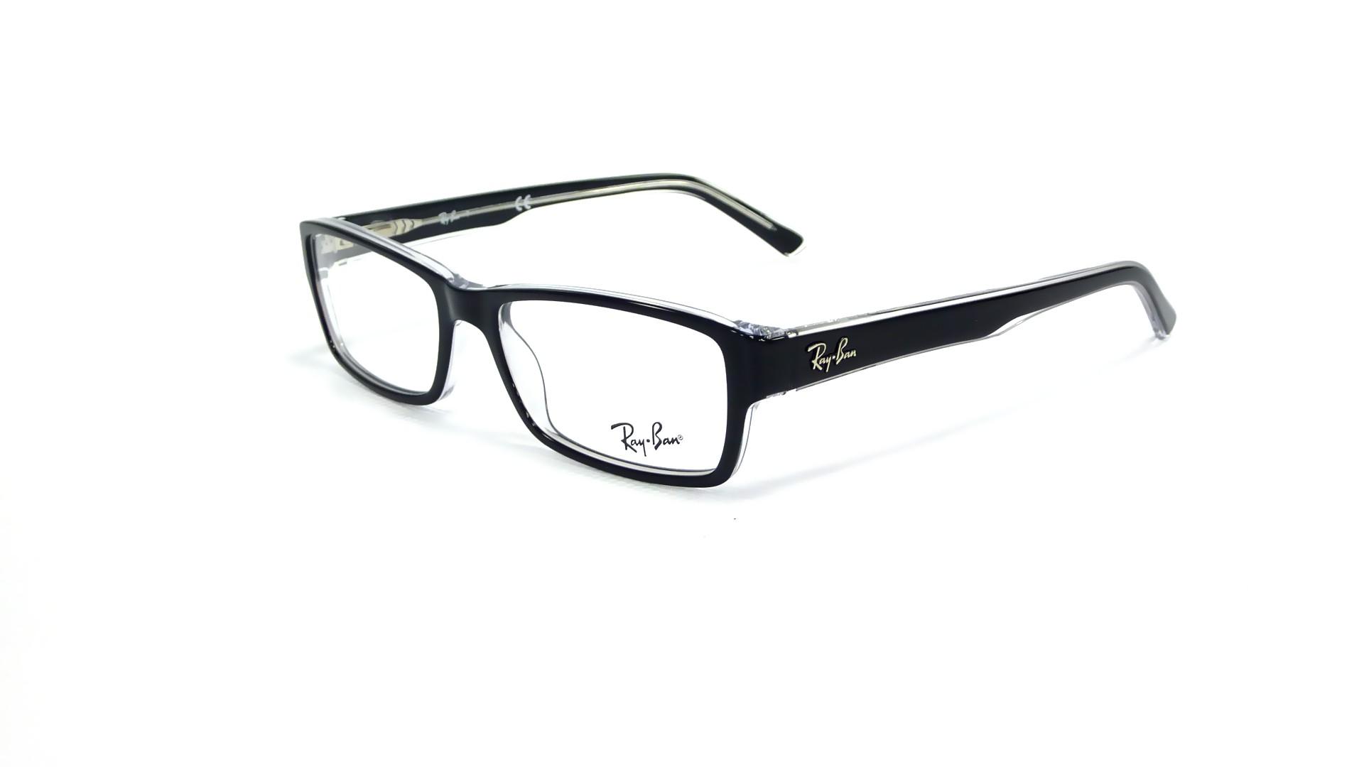 Lunettes de vue Ray-Ban RX5169 RB5169 2034 54-16 Noir   Prix 75,90 €    Visiofactory 5a7d4b010870