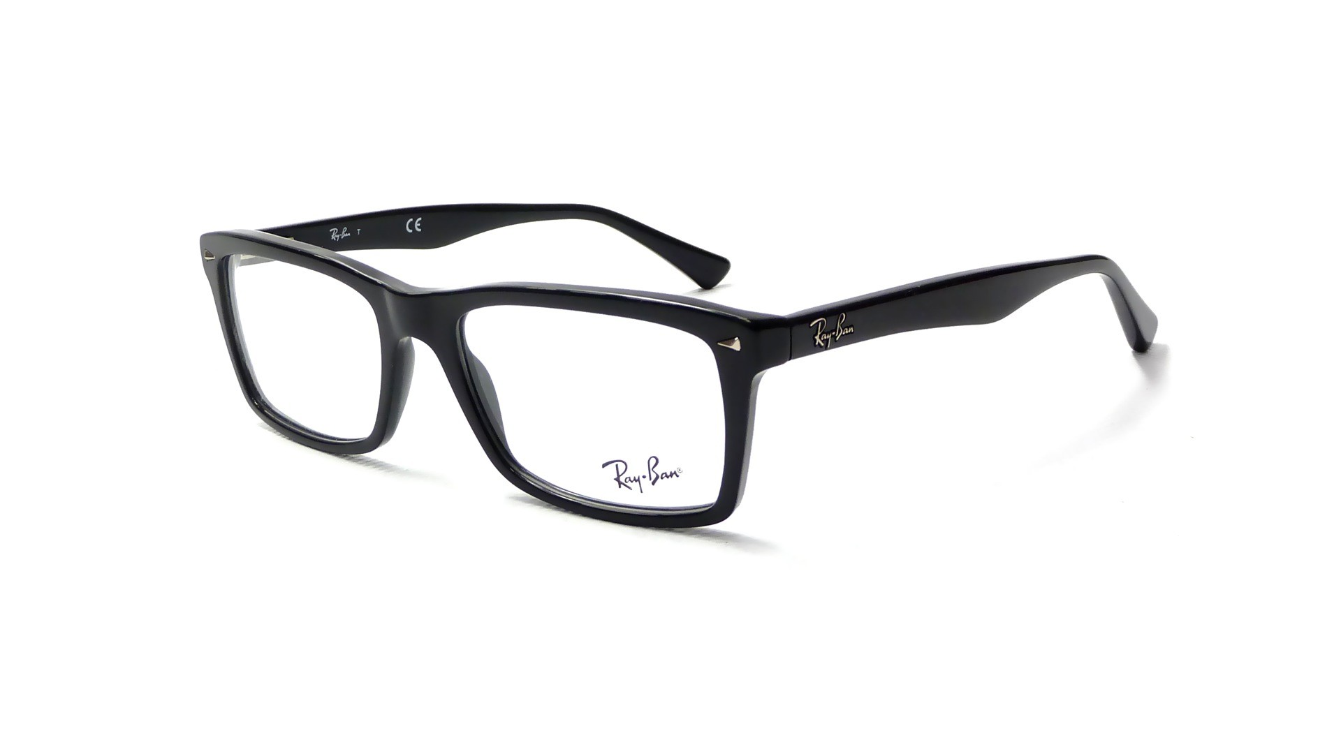 1b0a41d4754 Eyeglasses Ray-Ban RX5287 RB5287 2000 54-18 Black Medium