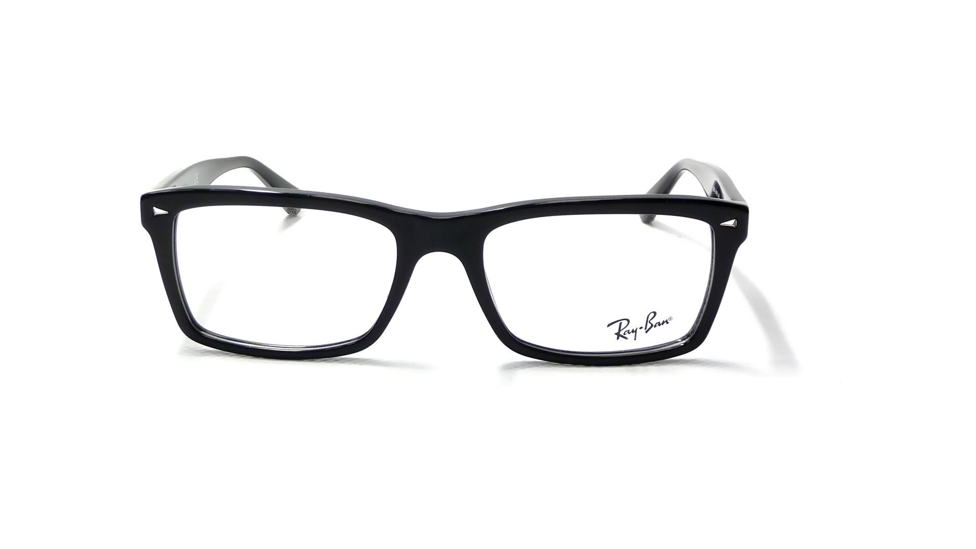 3f9c0217e6 Eyeglasses Ray-Ban RX5287 RB5287 2000 54-18 Black Medium