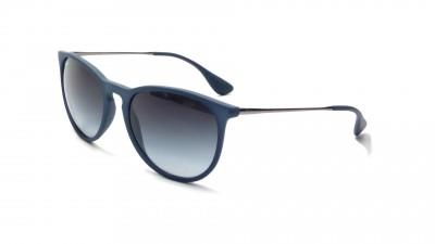 02885ab1a2 Sunglasses Ray-Ban Erika Blue RB4171 6002/8G 54-20 Medium Gradient