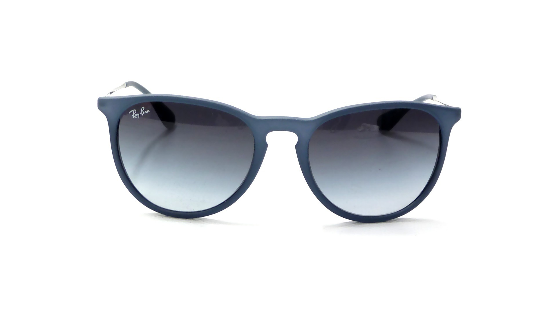 666945384 Sunglasses Ray-Ban Erika Blue RB4171 6002/8G 54-20 Medium Gradient
