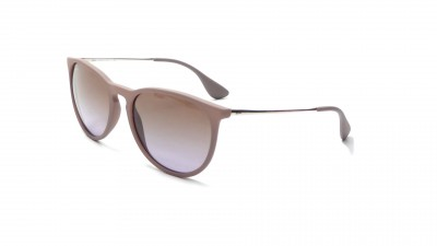 Sunglasses Ray-Ban Erika Brown RB4171 6000 68 54-20 Medium Gradient 875d51c5b292