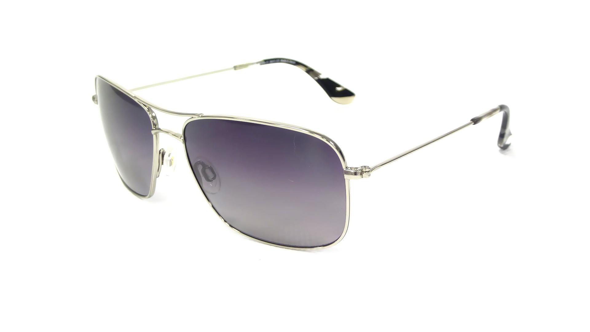 ce02a05678 Sunglasses Maui Jim Wiki wiki Silver GS246-17 59-17 Large Polarized