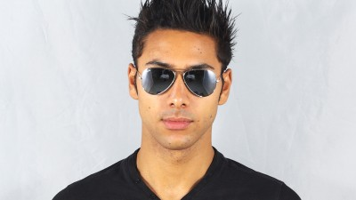 Ray-Ban Aviator Large Metal Argent RB3025 W3275 55-14