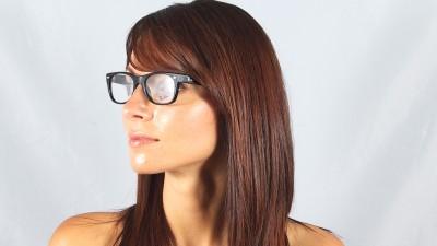 Eyeglasses Ray-Ban New Wayfarer Black RX5184 RB5184 2000 52-18