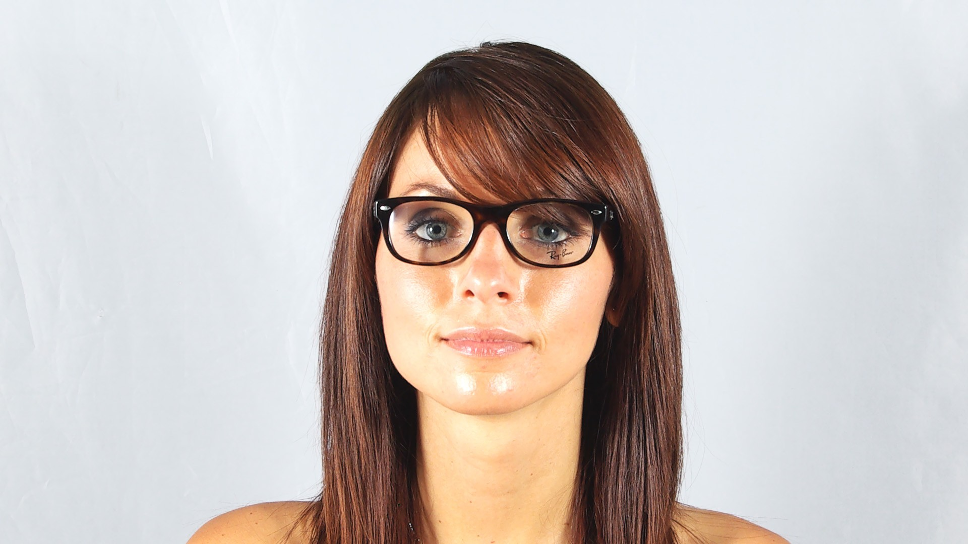 lunettes de vue ray ban new wayfarer tortoise rx5184 rb5184 2012 50 18 visiofactory