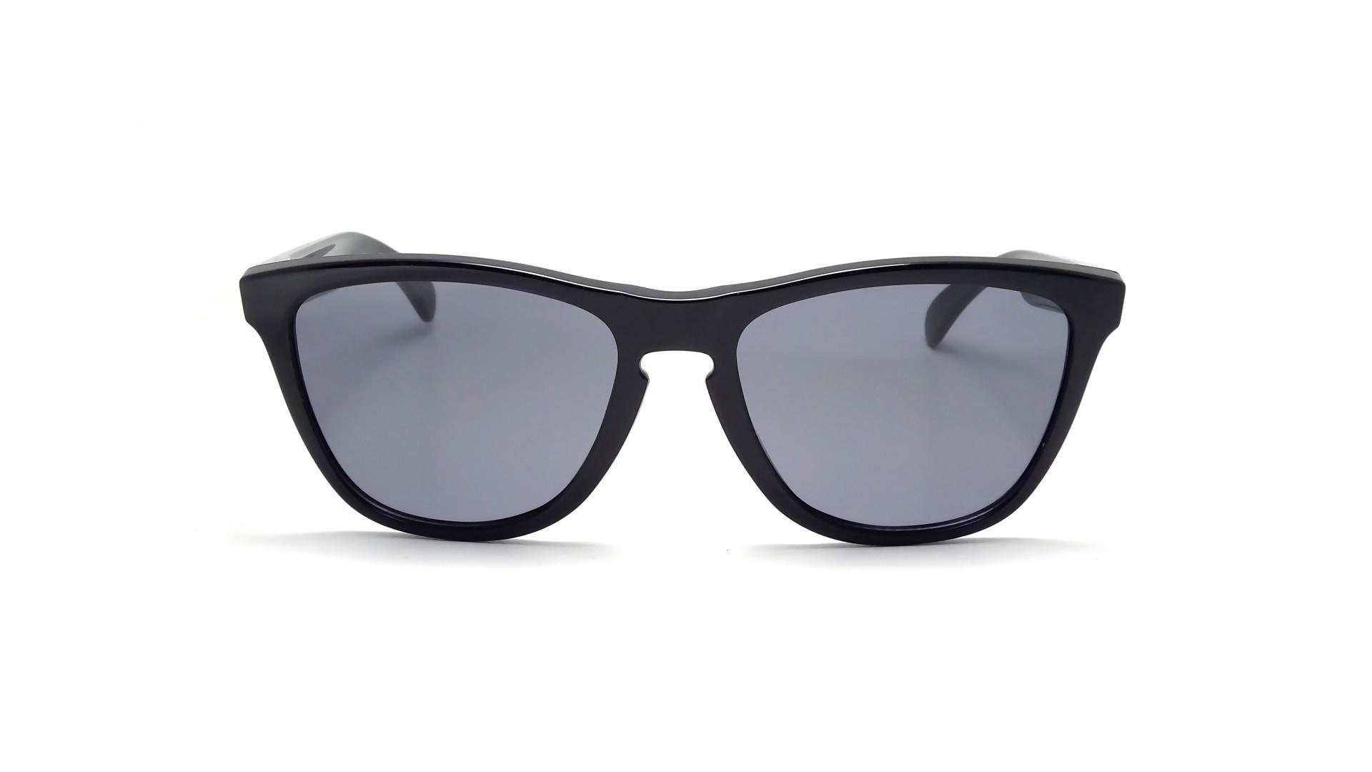 5dd9c8a5d1088 Sunglasses Oakley Frogskins Black OO9013 24-306 55-17 Medium
