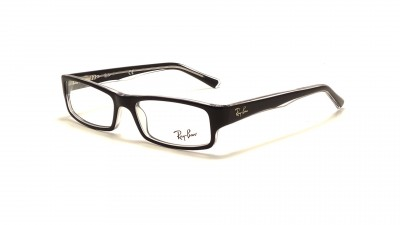 091fe818c65 Lunettes de vue Ray-Ban Youngster Black RX5246 RB5246 2034 52-16 64