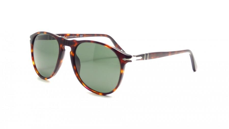 Persol PO9649S Sonnenbrille Tortoise 24/31 52mm crrj2Xt4h