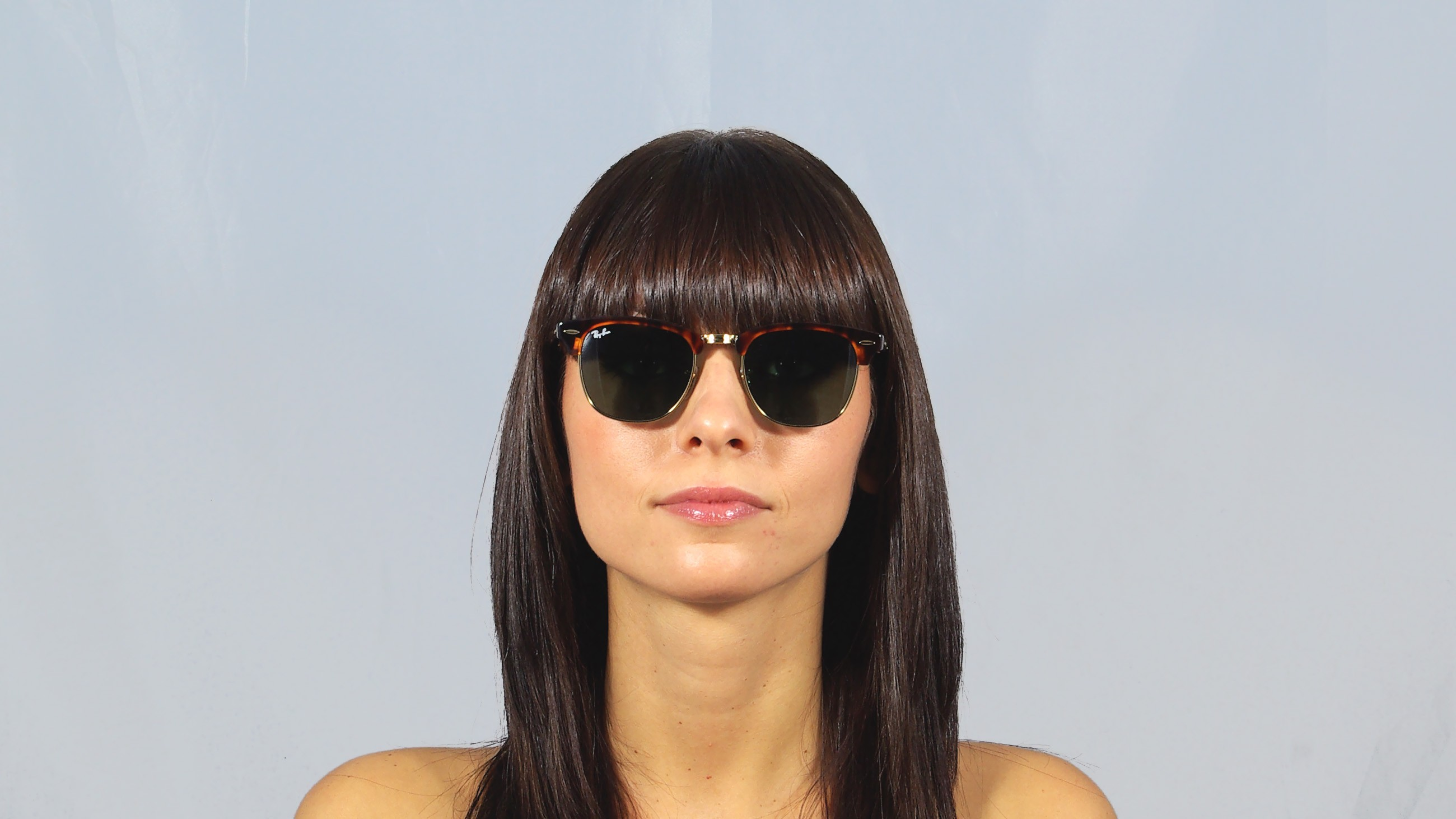 34d20e72b18836 Sunglasses Ray-Ban Clubmaster Folding RB2176 990 51-21 Havana Medium Folding