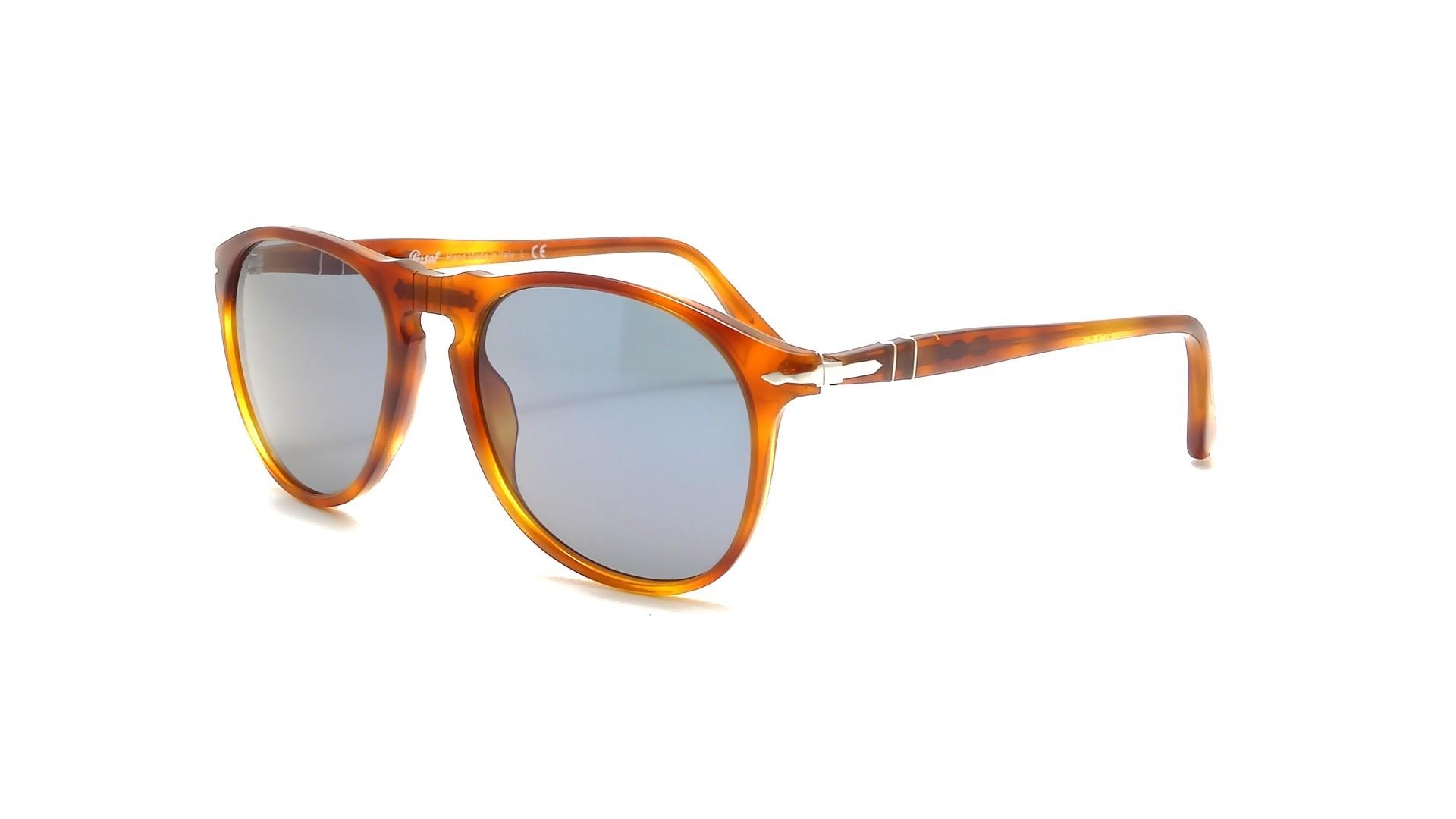 12f41e5eba2 Sunglasses Persol PO9649S 96 56 52-18 Terra di Siena Tortoise Medium