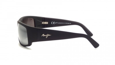 Maui Jim World Cup Noir 266-02MR 64-19 Polarisés