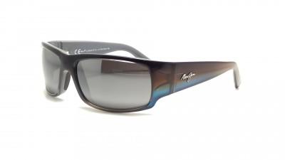 Sonnenbrillen Maui Jim World Cup 266 03F Grau Polarisiert 183,46 €