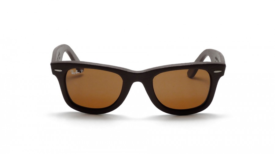 2c7c3f49b69ac Ray Ban Sunglasses Rb2140qm Leather Brown « Heritage Malta