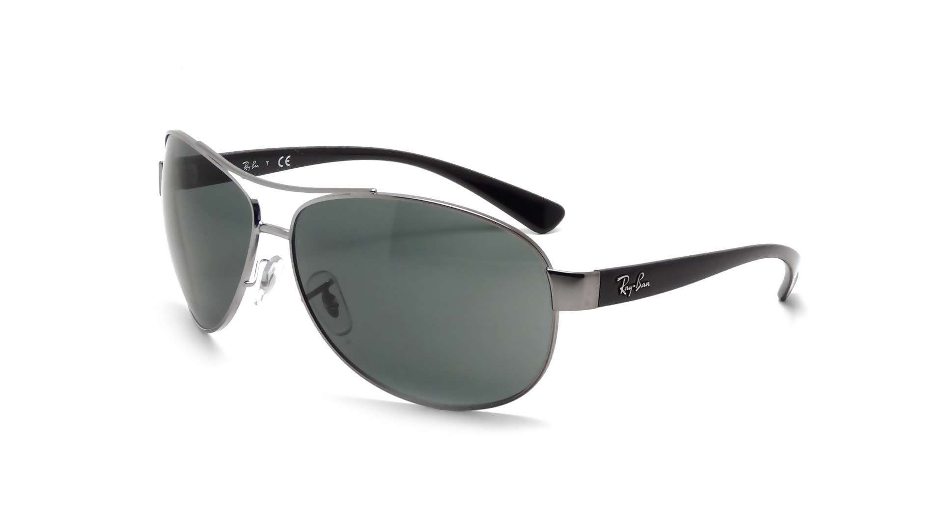 6b93e1f878ab1a Ray-Ban RB3386 004 71 67-13 Argent   Prix 84,90 €   Visiofactory