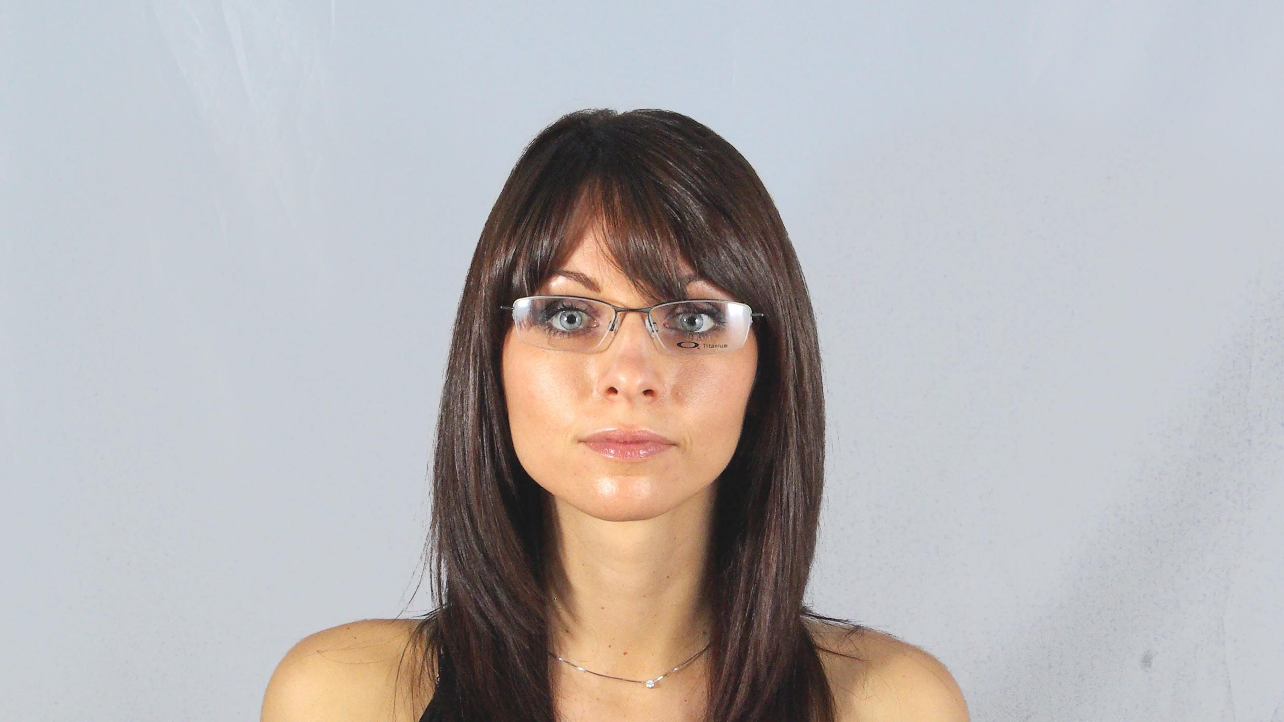 f2a499d2f6 Eyeglasses Oakley Wingback Grey OX5089 05 53-18 Medium