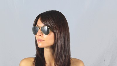 Ray-Ban Aviator Classic RB3025 G15 L0205 58-14 Or