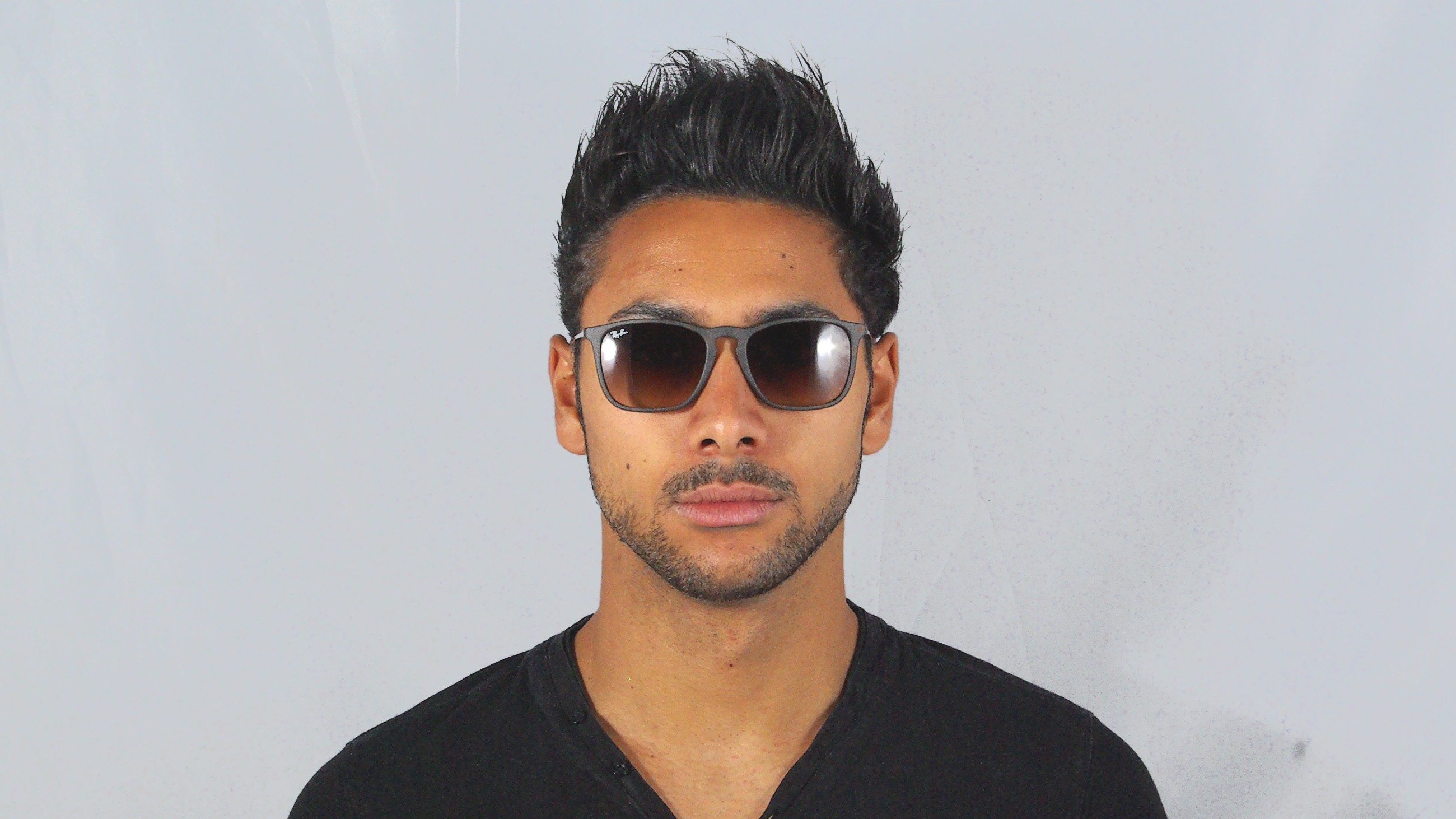c721dae43b Sunglasses Ray-Ban Chris Tortoise RB4187 856 13 54-18 Medium Gradient