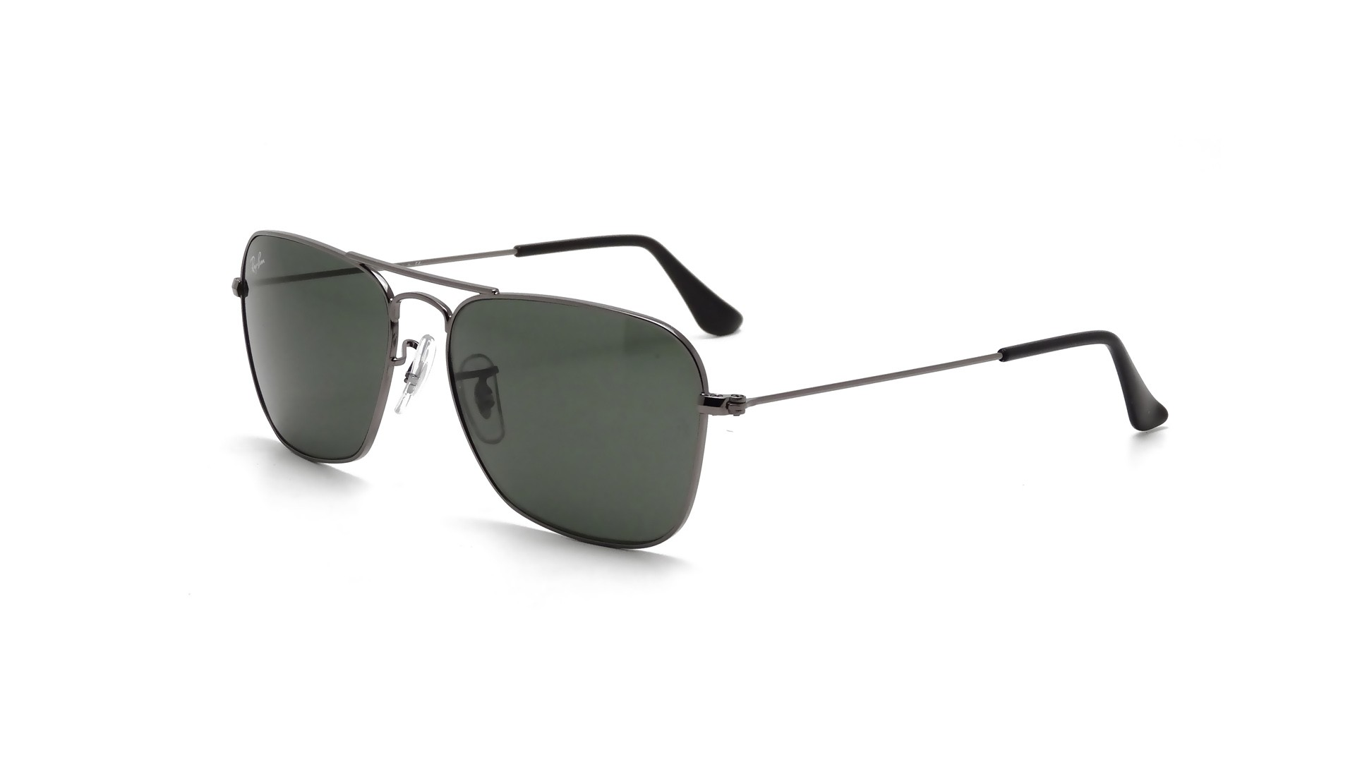 4beeb1eed45 Sunglasses Ray-Ban Caravan Grey RB3136 004 55-15 Medium