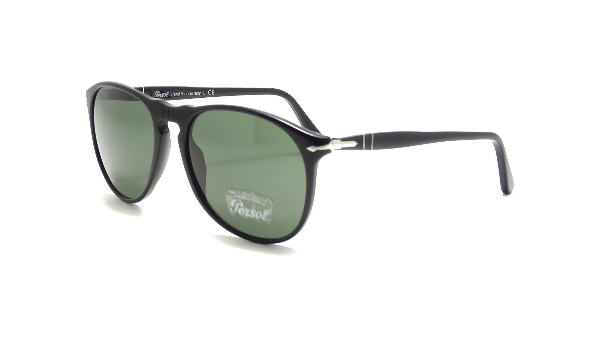 bf9b19a313 Sunglasses Persol PO9649S 95 31 52-18 Black Medium
