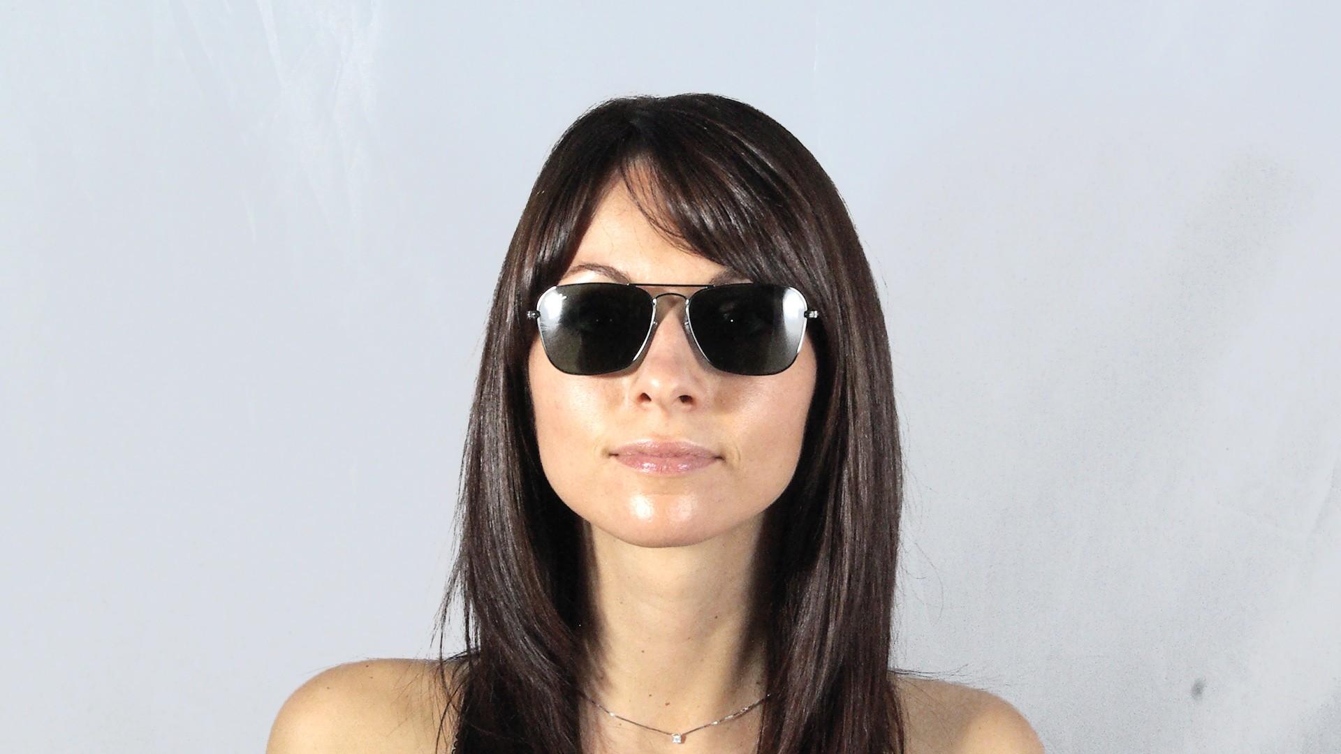 7e1f4bdc31 Sunglasses Ray-Ban Caravan Grey RB3136 004 55-15 Medium