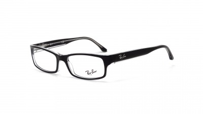 b717cfdf29812 Eyeglasses Ray-Ban RX5114 RB5114 2034 52-16 Black ...