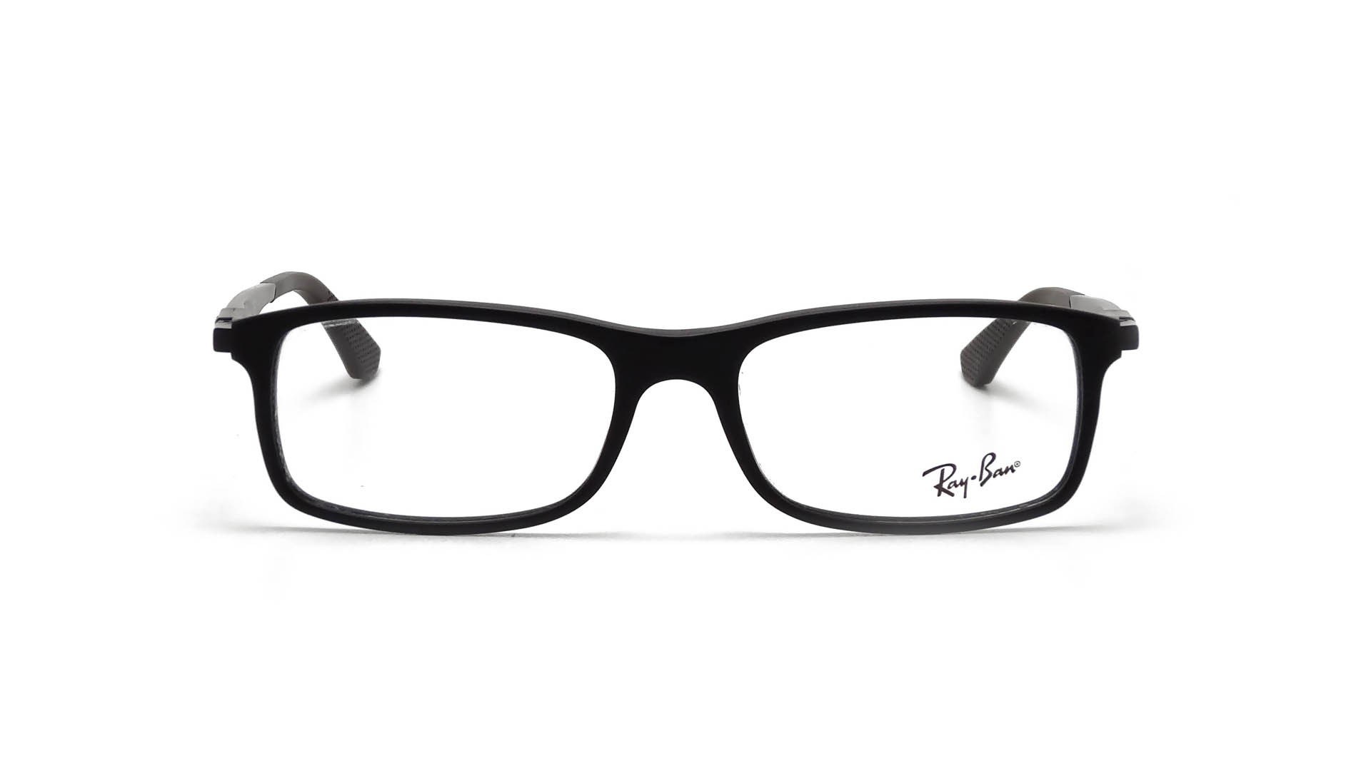 49f1575c3e7 Eyeglasses Ray-Ban RX7017 RB7017 5196 54-17 Black Medium