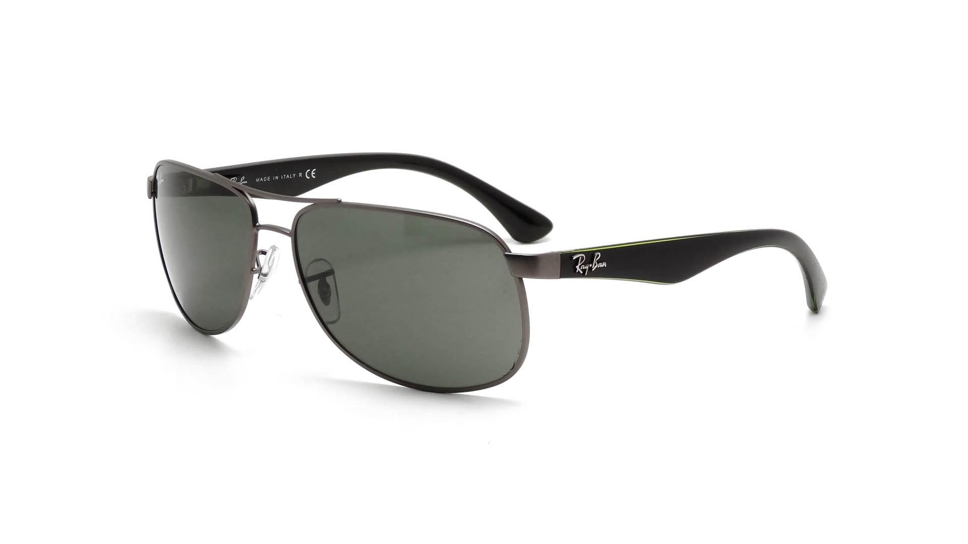 14d5e954d76 Sunglasses Ray-Ban RB3502 029 61-14 Black Large
