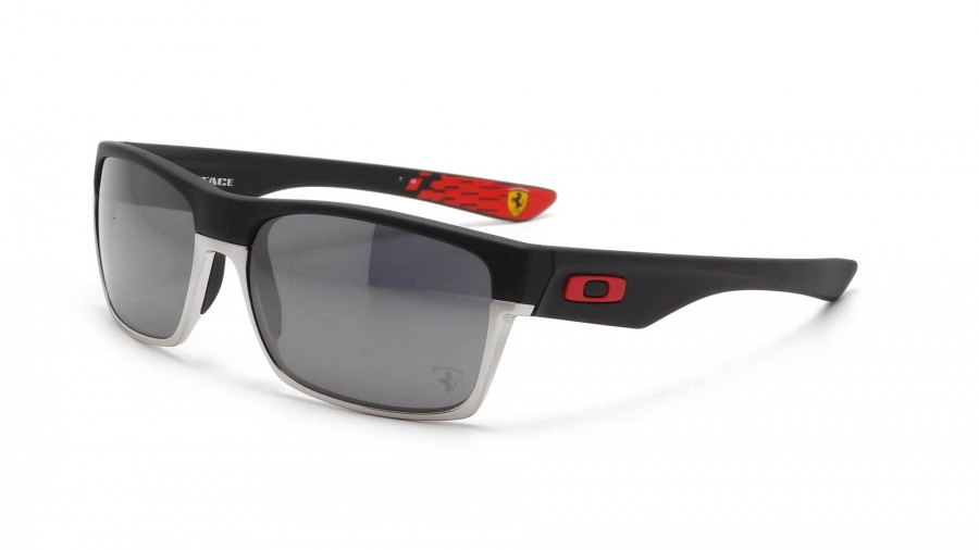 oakley scuderia ferrari oo9189 20 60 16 noir prix 133 90 visiofactory. Black Bedroom Furniture Sets. Home Design Ideas