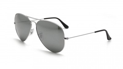 Ray-Ban Aviator Large Metal Silver RB3025 003 40 62-14 89, 3113504ad999