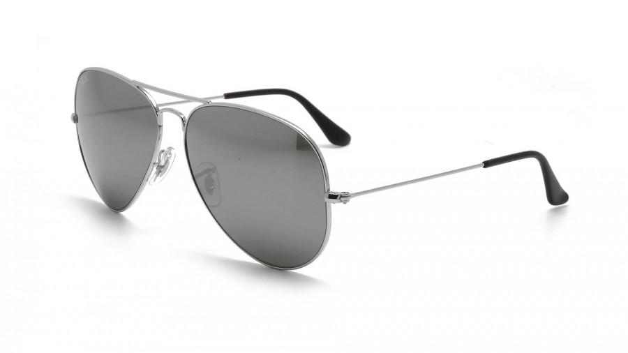 Ray Ban Aviator Large Metal Silver Rb3025 003 40 62 14