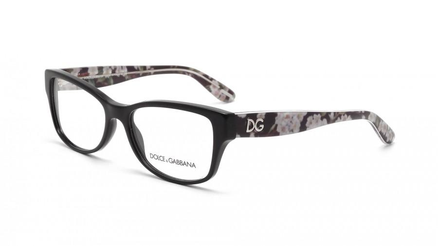 Dolce & Gabbana Blue Majolica Black DG3204 2846 53-16 | Visiofactory