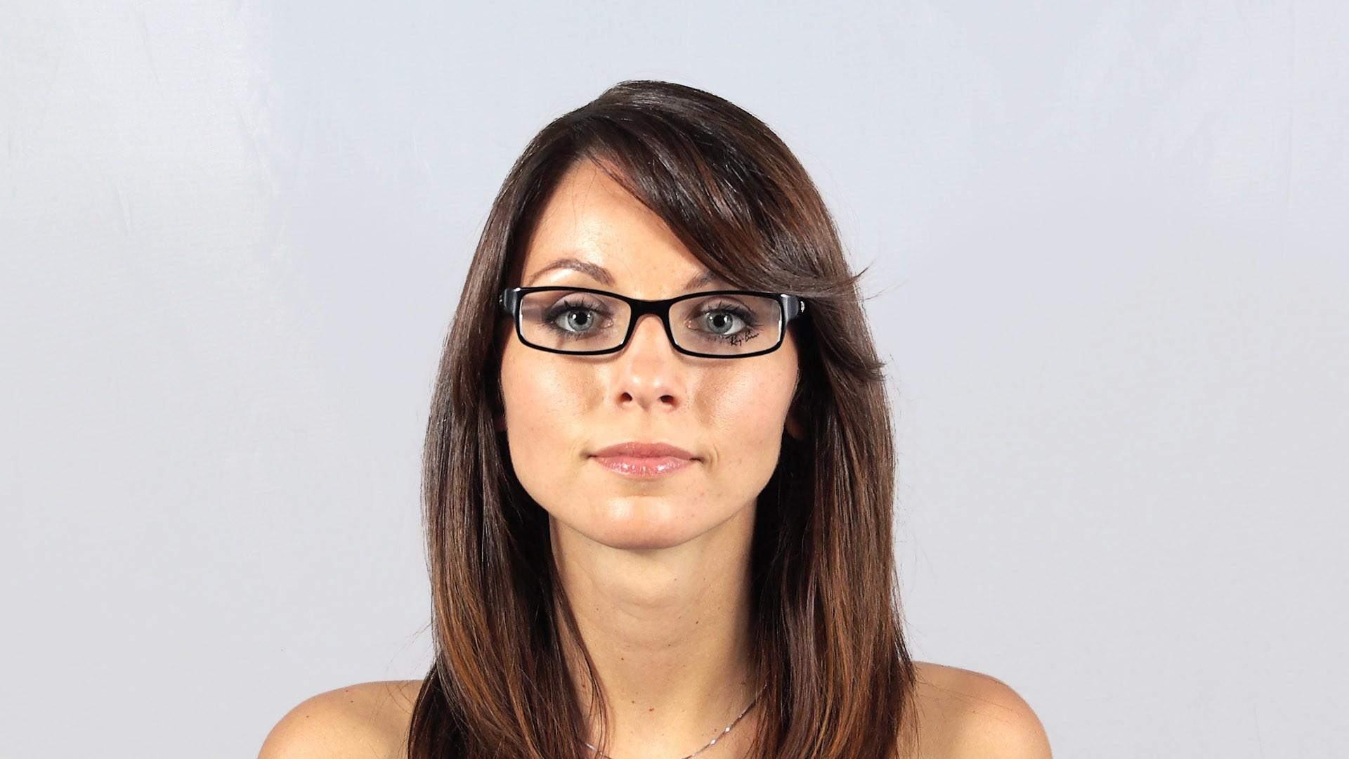 d42b1dedd31 Eyeglasses Ray-Ban RX5114 RB5114 2034 52-16 Black Medium