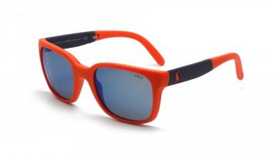 Lunettes de soleil Polo Ralph Lauren PH 4089 Pliante 5460 55 Orange Large 39,67 €