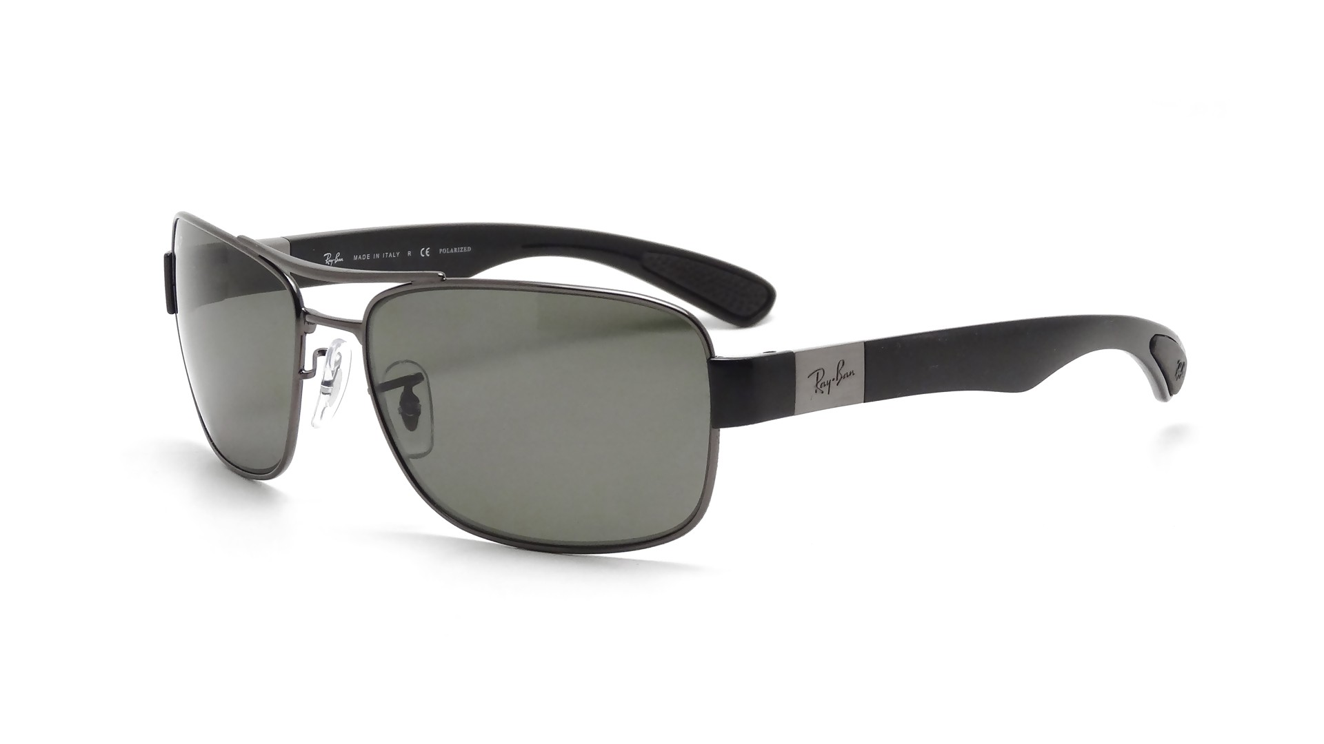 08c96bf495 Sunglasses Ray-Ban RB3522 004 9A 61-17 Grey Medium Polarized