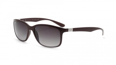 Ray-Ban Tech Liteforce Lila RB4215 6128/T3 57-16 Polarisierte Gläser 109,03 €