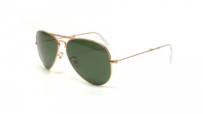 Ray-Ban Aviator Or RB3479 001 58-14 Pliantes
