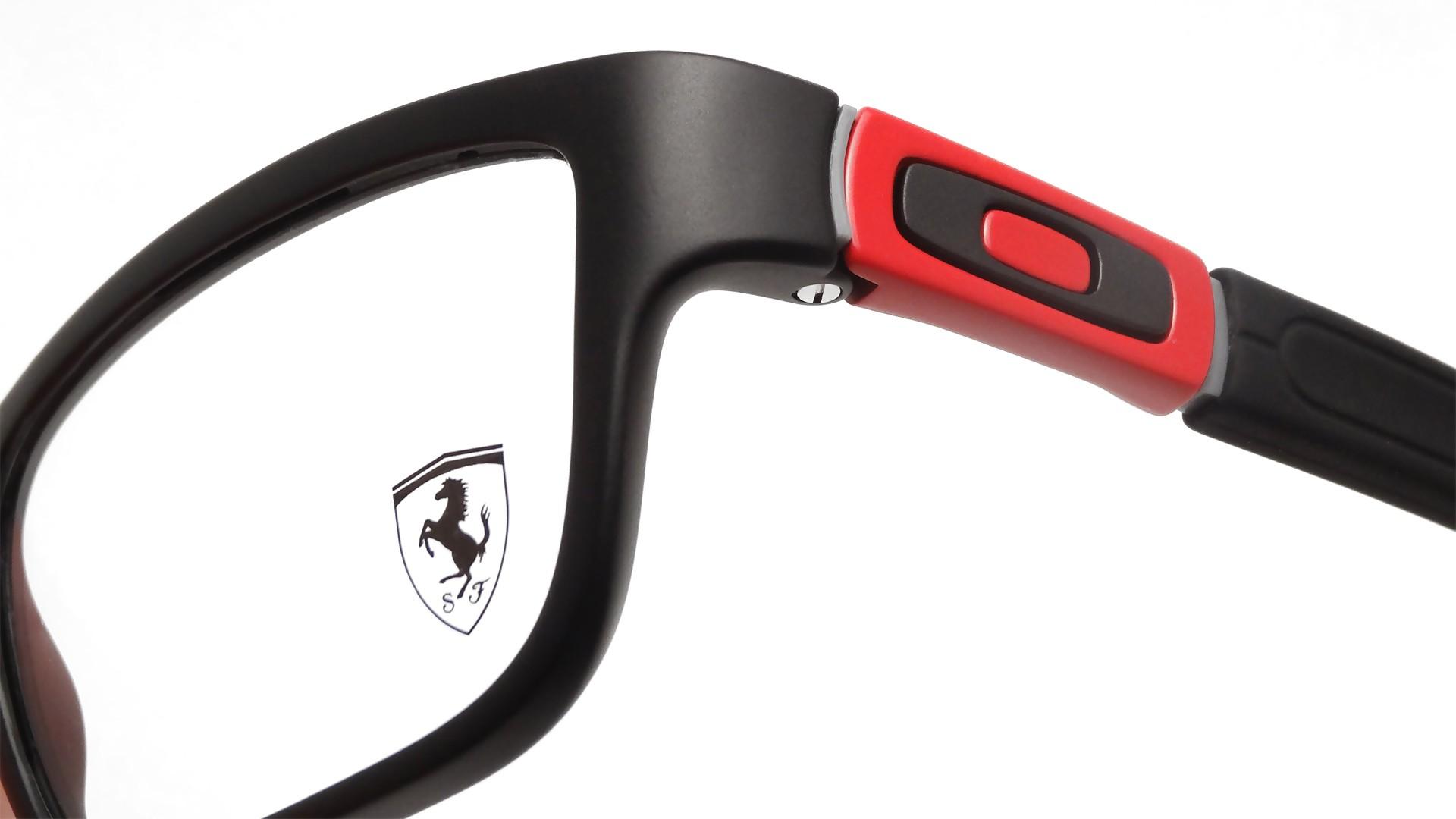 b6c0b6e814a600 Oakley Marshal Scuderia Ferrari Noir OX8034 09 53-17   Prix 133,90 €    Visiofactory